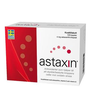 Astaxin, 120 kapslar