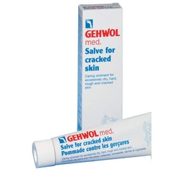 Gehwol Salve Cracked Skin för Sprucken Hud, 75ml