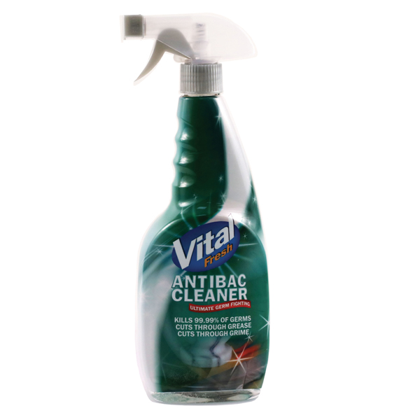 Vital Desinfektionsrengöring Spray, 750ml