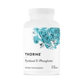 Thorne Pyridoxal 5'-Phosphate (P5P), 180 kapslar