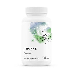 Thorne Taurine, 90 kapslar