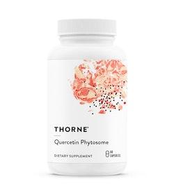 Thorne Quercetin Phytosome, 60 kapslar