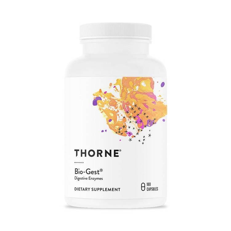 Thorne Bio-Gest, 180 kapslar