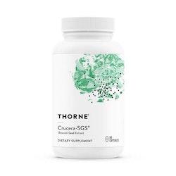 Thorne Crucera-SGS, 60 kapslar