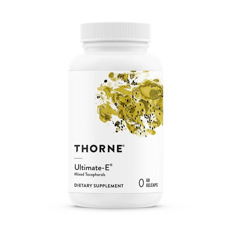 Thorne Ultimate E vitamin