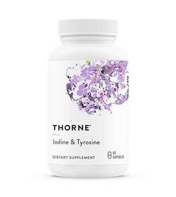 Thorne Iodine & Tyrosine