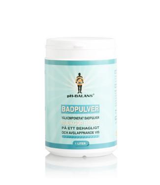 pH-Balans Badpulver, 10 dl