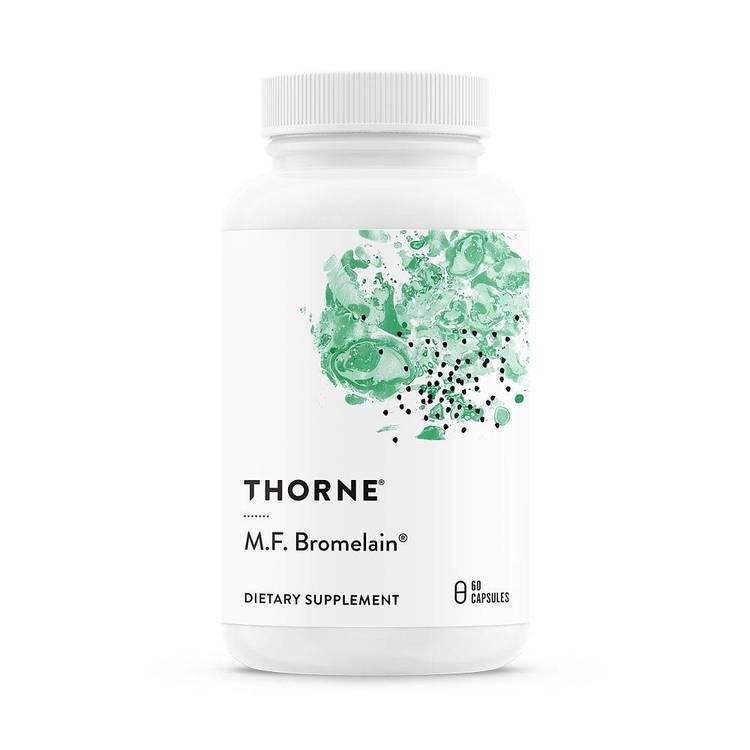 Thorne M.F. Bromelain