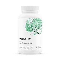 Thorne M.F. Bromelain, 60 kapslar