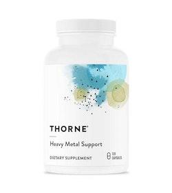 Thorne Heavy Metal Support, 120 kapslar