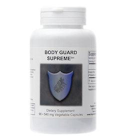 BodyGuard Supreme, 90 kapslar