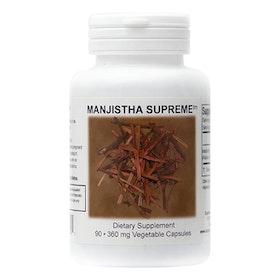 Manjistha Supreme 90 kapslar