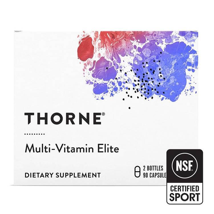Thorne Multi-Vitamin Elite - NSF