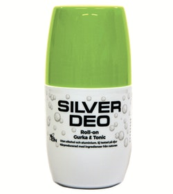 Silver Deo Gurka & Tonic, 50ml