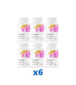 6 x Thorne Basic Prenatal, 90 kapslar