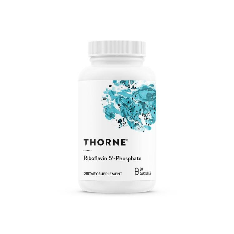 Thorne Riboflavin 5' Phosphate , 60 kapslar