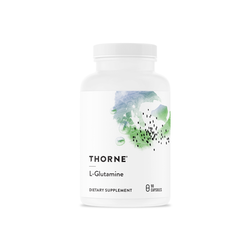 Thorne L-Glutamine Capsules , 90 kapslar