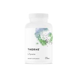 Thorne L-Tyrosin, 90 kapslar