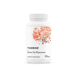 Thorne Green Tea Phytosome, 60 kapslar