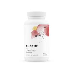 Thorne Q-Best 100, 60 kapslar