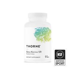 Thorne Beta Alanine-SR, 120 kapslar