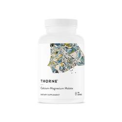 Thorne Calcium-Magnesium Malate, 240 kapslar