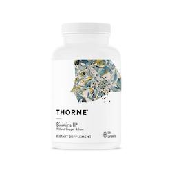 Thorne Biomins II, 120 kapslar