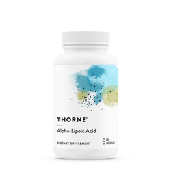 Thorne Alpha-Lipoic Acid, 60 kapslar