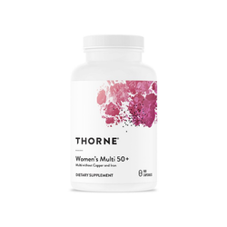 Thorne Women's Multi 50+, 180 kapslar