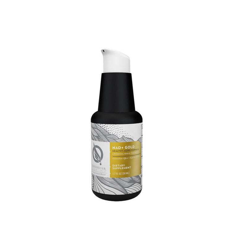Quicksilver NAD+ Gold, 60ml