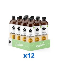 12 x Pureness Kombucha Cola Eko 370ml