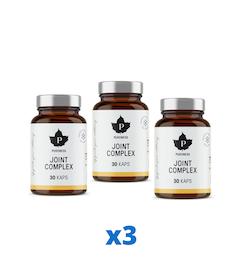 3 x Pureness Joint Complex, 30 kapslar
