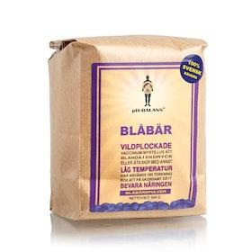 pH-Balans Svenskt Blåbärspulver