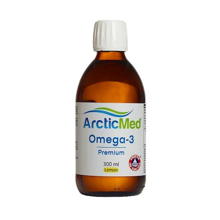 ArcticMed Omega-3 Premium, 300ml