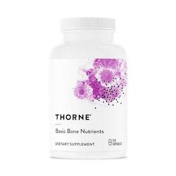 Thorne Basic Bone Nutrients, 120 kapslar