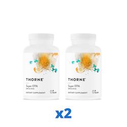 Thorne Super EPA, 90 kapslar