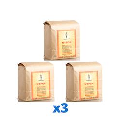 3 x Nyponpulver 1 kg pH-Balans