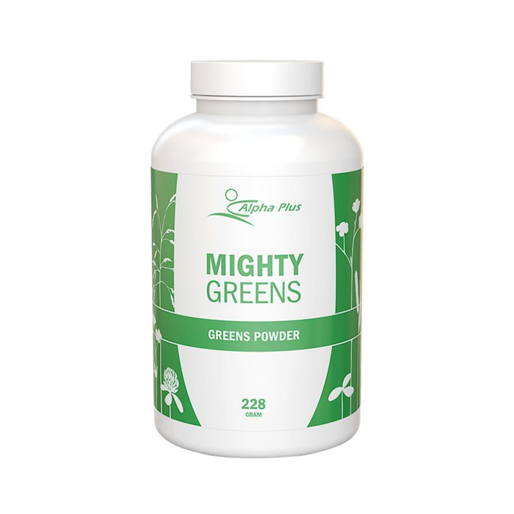 Alpha Plus Mighty Greens, 228g