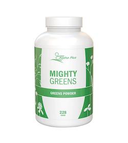 Alpha Plus Mighty Greens, 228g