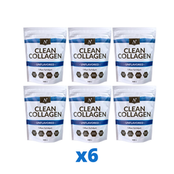 6 x Nyttoteket Clean Collagen, 500g