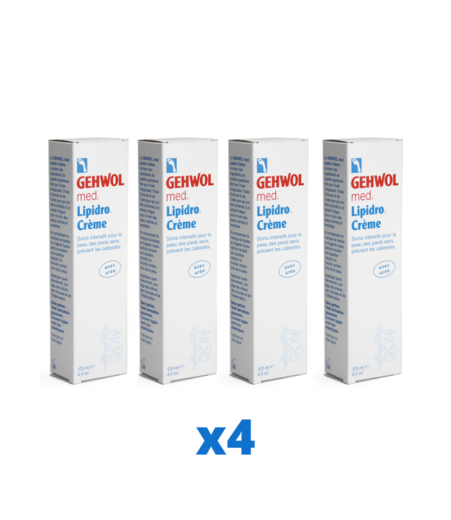 Gehwol med Lipidrocreme, 125ml