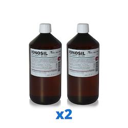 Ionosil Kolloidalt Silver (2 x 1000 ml)