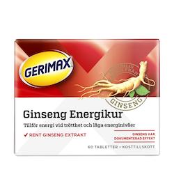 Gerimax Ginseng, 60 tabletter