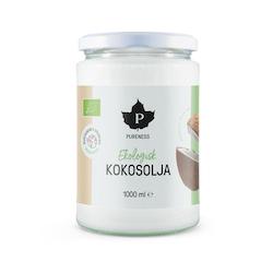 Pureness Ekologisk Kokosolja, 1000ml