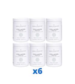6 x Nordic Superfood Collagen Premium+ 300g
