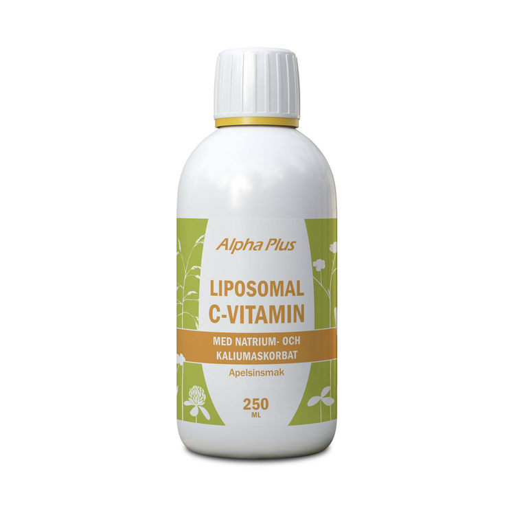 Alpha Plus Liposomal C-vitamin, 250ml