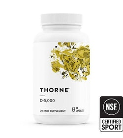 Thorne D-5000, 60 kapslar