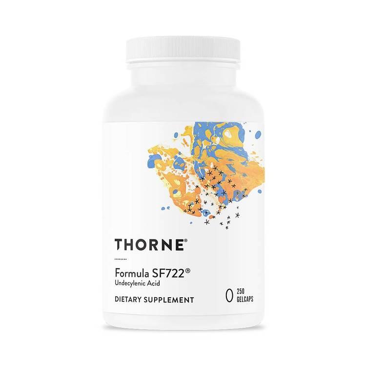 Thorne SF722 Formula, 250 kapslar