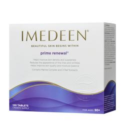 Imedeen Prime Renewal 120 tabletter