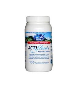 Actiflora+ 100 kapslar